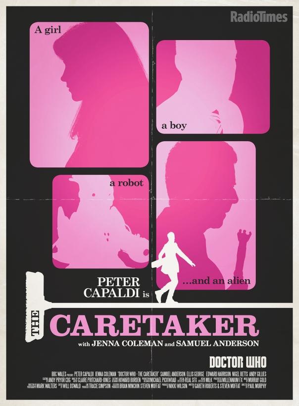 caretaker poster