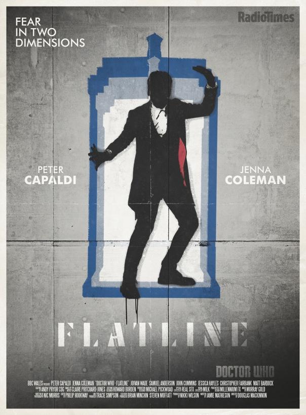 flatline poster