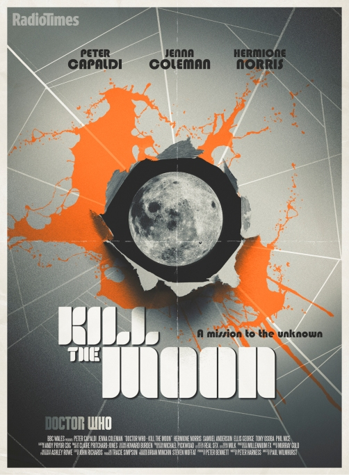 kill the moon poster