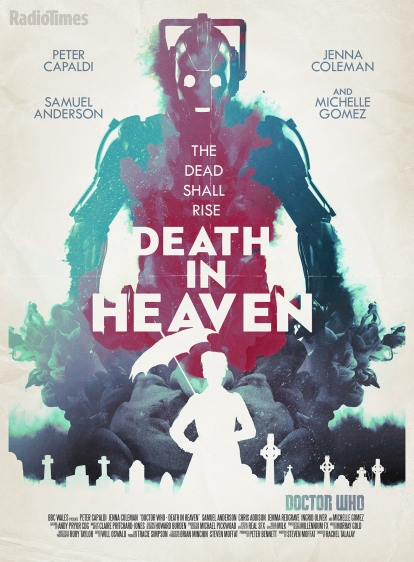 death in heaven poster