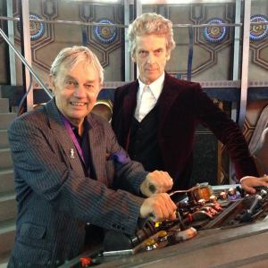 jamie and the Doctor