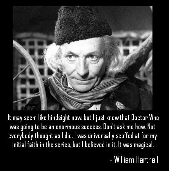 hartnell legacy